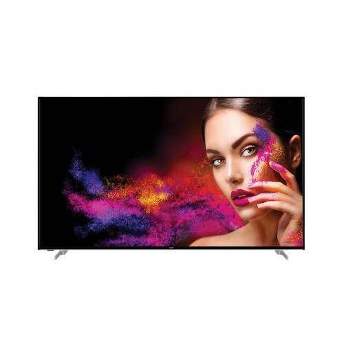"TV Neo 55"" 55VUS820 4K Smart LED HDMIx2/USBx1/DVB-T/C/Black"